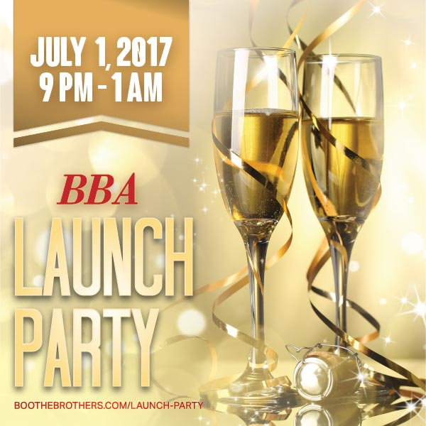 BBA Launch Party July 1